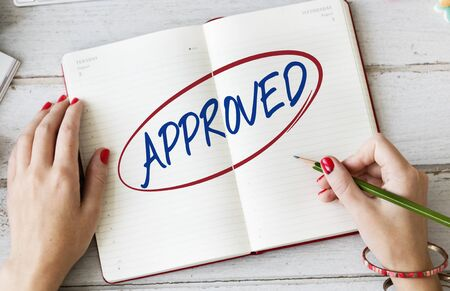 authorisation: Approved Authorized Certified Quality Guarantee Concept