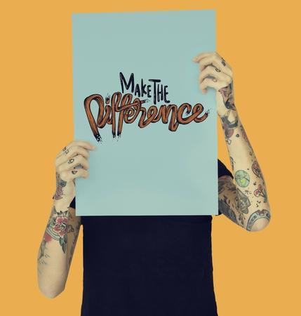 Different Change Effect Improvement Impact Concept