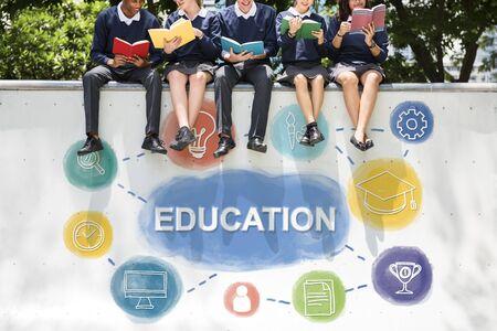 Concept de connaissances de l'étude d'apprentissage