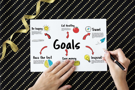 New Beginning Solution Goals Concept