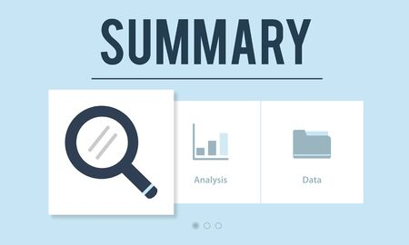 perfomance: Statistics Information Perfomance Chart Concept Stock Photo