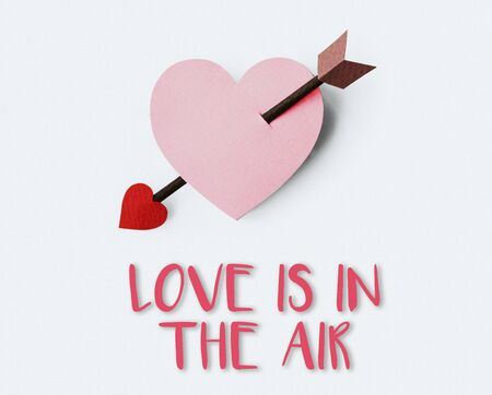 eros: Love Like Adore Affection Care Passion Romance Concept