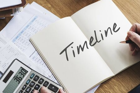 period: Timeline Event Period Duration Memories Concept