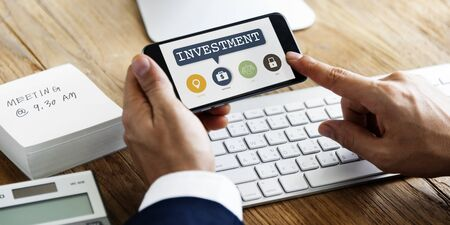 investment real state: Real State Property Residential Investment Concept