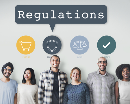 consumer rights: Consumer Rights Protection Regulation Concept