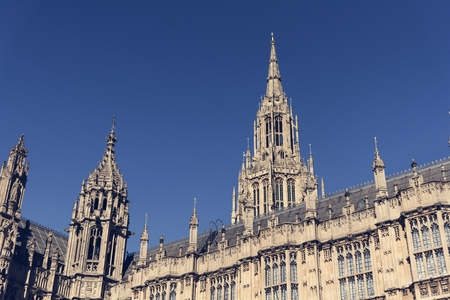 Famous architectural building