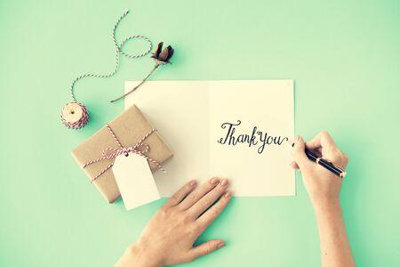 Thank You Gratitude Marci Gracias Danke Concept