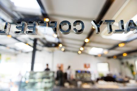 bistro: Coffee Shop Cafe Restaurant Bistro Freshness Concept