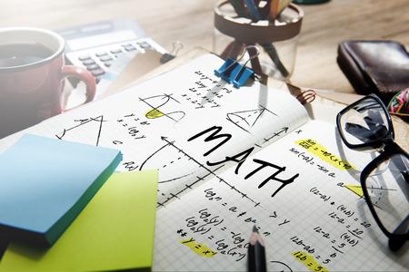 theories: Methematics Math Algebra Calculus Numbers Concept