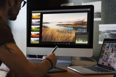 Photographie Idées Profession créative Design Concept studio