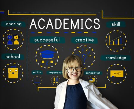 geeky: Academics Education Skill College Concept