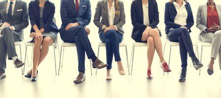 Office Worker Teamwork Employee Variation Concept Stock Photo