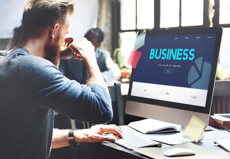 Business Company Corporation Sukces Concept