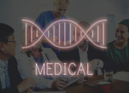 cromosoma: DNA Chromosome Genetics Concept