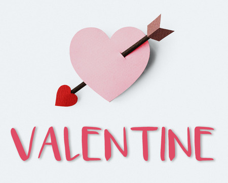 Valentine Adore Care Love Like Romance Passion Concept