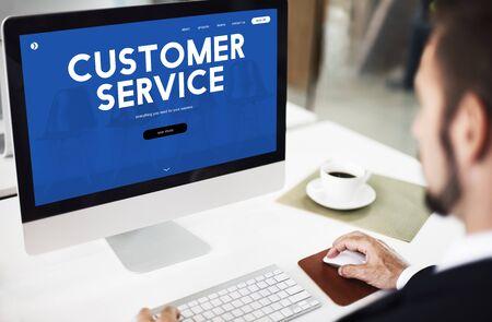 faq's: Customer care webpage interface word