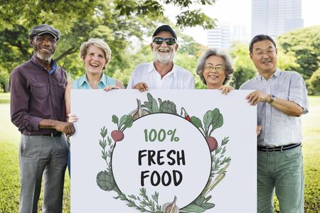 heathy: Fresh nutritious green natural heathy
