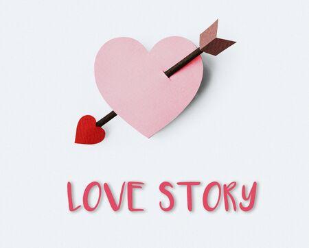 afecto: Love Like Adore afecto Cuidado de la pasión concepto romances Foto de archivo