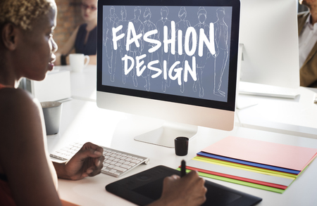 distinctive: Style Fashion Design Trends Creativity Stock Photo