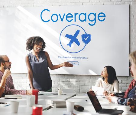 Versicherungsschutz Mix Erstattung Schutzkonzept Standard-Bild - 72648426