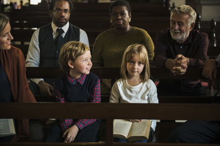 Church People Believe Faith Religious