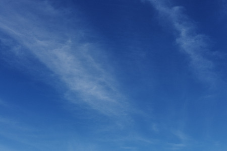 Sky Clouds Weather Environment Concept Stock Photo