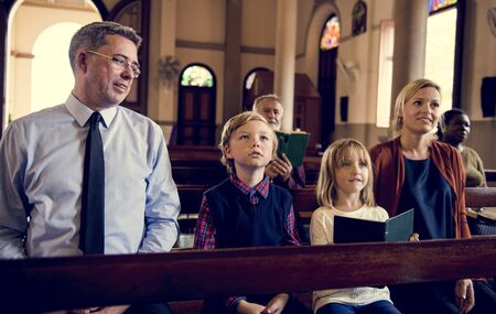 Church People Believe Faith Religious Imagens - 73708979