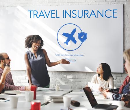Versicherungsschutz Mix Erstattung Schutzkonzept Standard-Bild - 73820925