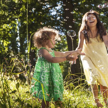 conservative: Girl Child Children Childhood Casual Leisure Concept Stock Photo