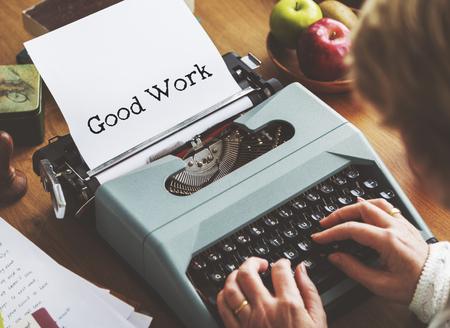 Love Job Great Work Concept Imagens - 74067246