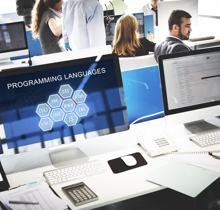 css: Programming Language Coding Developer Software Concept