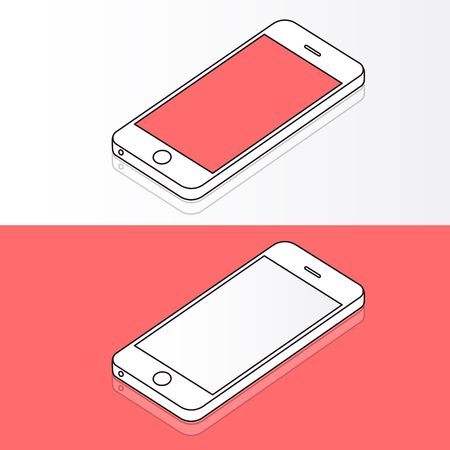 Technology Digital Device Icon Vector Graphic Illustration