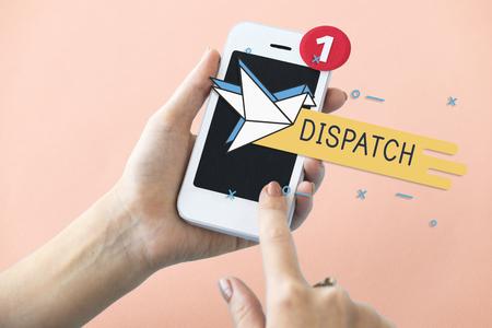 Mail Postal Communication Connection Correspondence Banco de Imagens