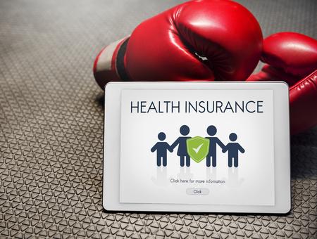 envelop: Family Insurance Reimbursement Protection Concept
