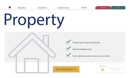 Property concept Zdjęcie Seryjne
