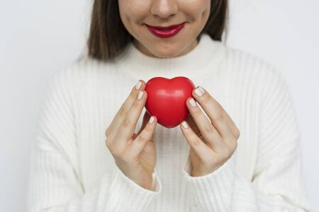 Love Design Sign Symbol Gift Heart Stock Photo