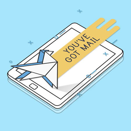 you've got mail: Mail Postal Communication Connection Correspondence Stock Photo