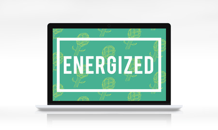 invigorate: Boost Energized Pumped Ready Graphics