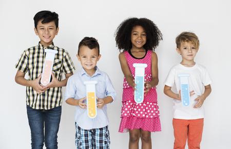papercraft: Diversity Schooler Friends Education Studio