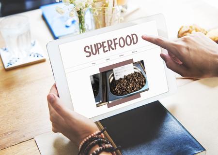 健康的な自然食品