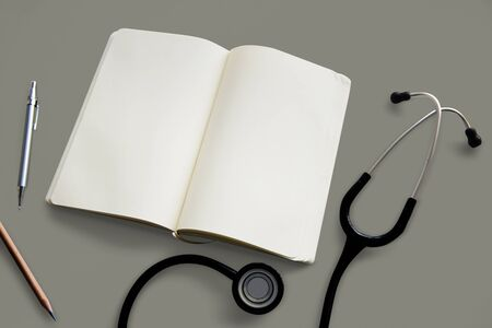 Diagnostic Disease Health Symptoms Doctor Stock Photo