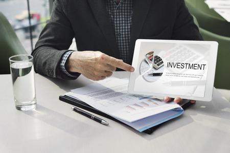 Economy Commerce Money Investment Concept