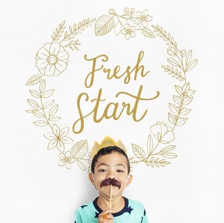 신선한 시작 인생을 최대한 누리십시오.