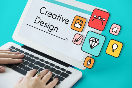 콘텐츠 구성 창의력 디지털 미디어 스톡 콘텐츠 - 76138414