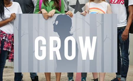 Grow Development Growth Improvement Success