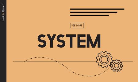 Tools System Setup Settings Conneciton Configuration