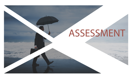 Solution Assessment Challenge Risk Management Concept Stock Photo