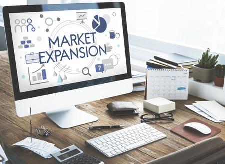 calendar icon: Business Investment Development Venture Market Expansion