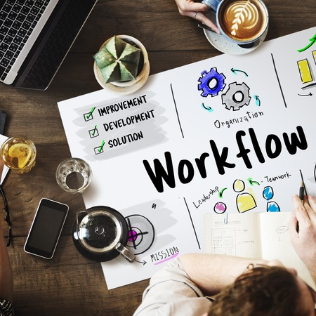 Business Implementation Process Workflow