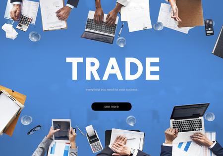 주식 시장 무역 금융 거래소 외환 개념
